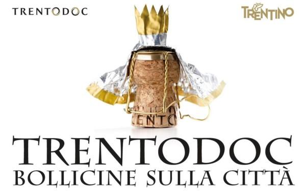 Trentodoc Bollicine sulla Città 2015 Vinotube