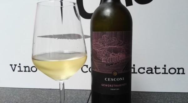 Gewürztraminer Cesconi Vinotube