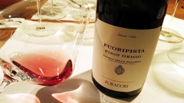 FUORIPISTA Pinot Grigio Foradori