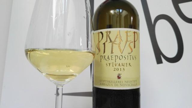 Sylvaner Praepositus Abbazia di Novacella Vinotube