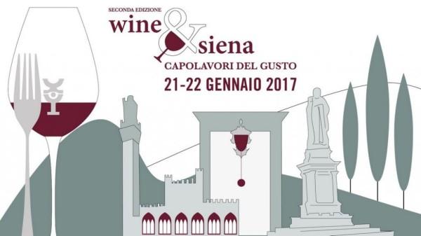 Eventi Enogastronomici Wine&Siena 2017