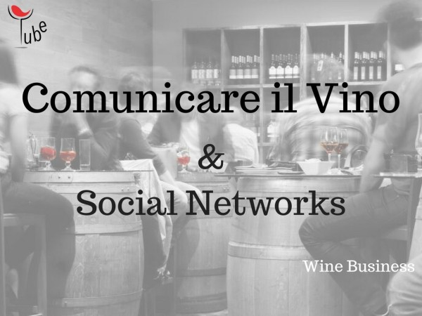 Social Network Marketing del Vino online