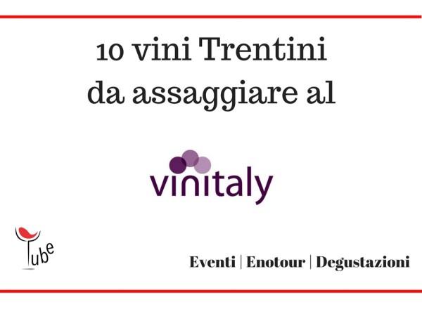 Top 10 vini Trentini al VINITALY 2018 Eventi Vino Trentino